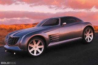 Chrysler Crossfire Concept