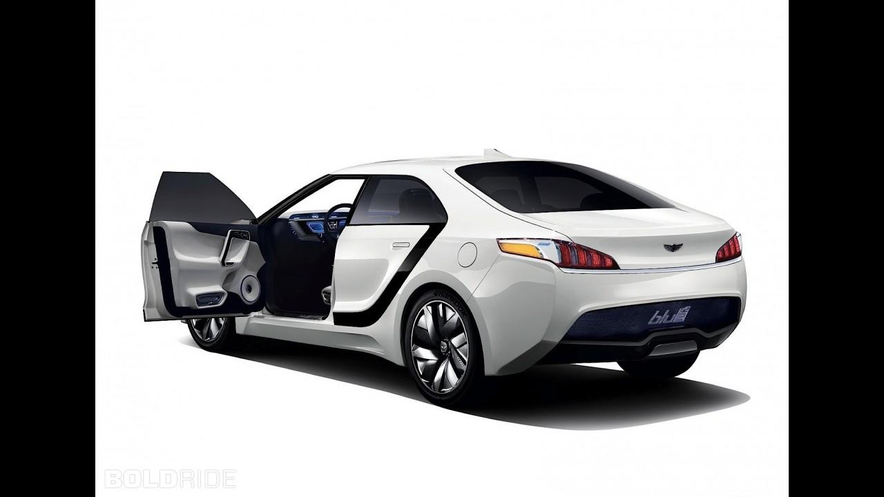 Hyundai Blue2 Concept