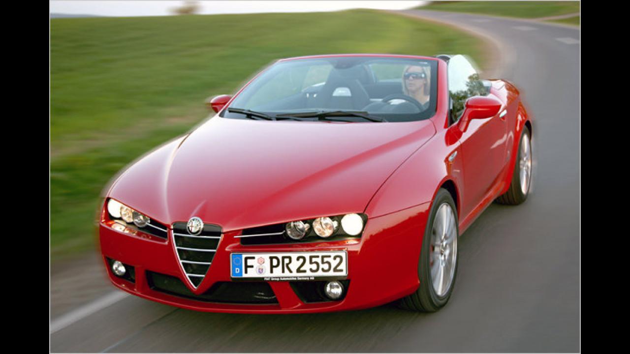 Roadster: Alfa Romeo Spider 2.0 JTDM 16V