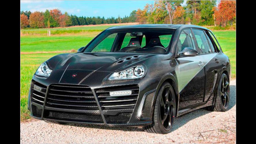 Mansory Chopster: Neues Flachdach-SUV auf der IAA