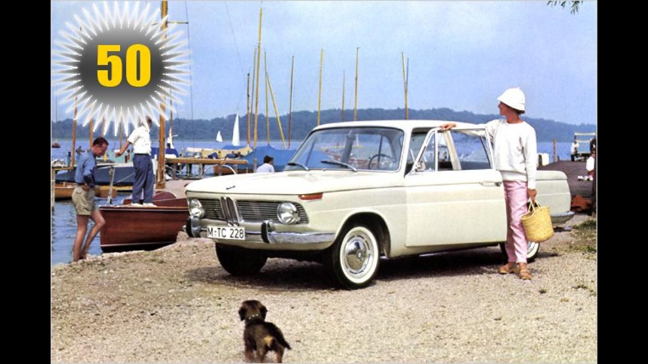 50 Jahre BMW ,Neue Klasse