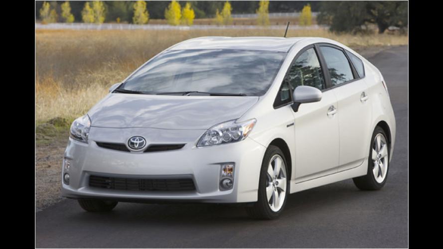 Toyota Prius: Neuauflage einer Öko-Ikone