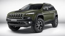 Jeep Cherokee KrawLer concept
