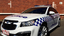 Holden Cruze police car