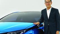 Toyota Mirai (Avrupa versiyonu)