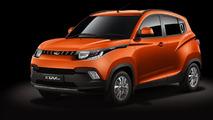 Mahindra Kool Utility Vehicle 100 looks disproportionate