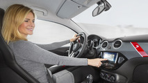 2016 Opel Adam gains Apple CarPlay and Android Auto compatibility