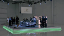Porsche 918 Spyder Concept shown to an invitation only audience at Pebble Beach, Monterey, California, 864, 12.08.2010