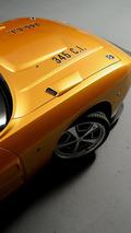 HPP Dodge Daytona concept, 1600, 29.07.2010