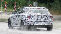 2011 BMW 1-Series 3-door first spy photos 27.07.2010
