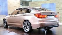 BMW 5-Series GT Concept at 2009 Geneva Motor Show