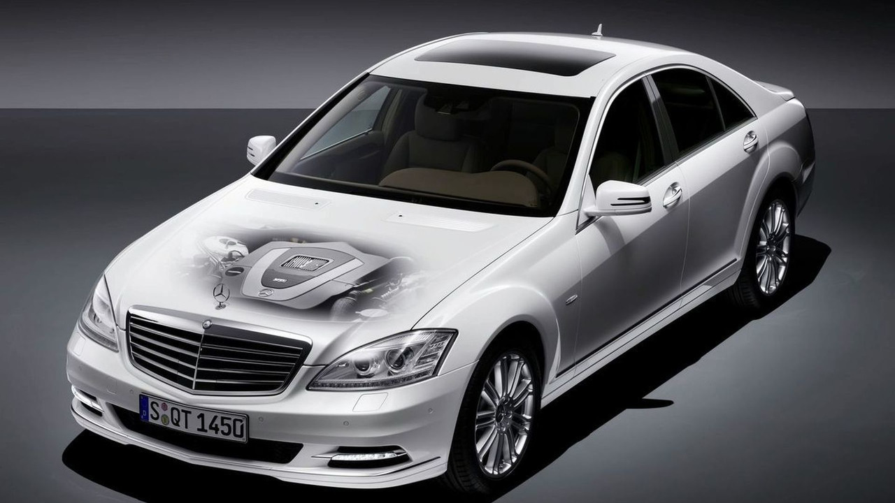 All Types 2010 s class : 2010 Mercedes-Benz S-Class Facelift Official Details Released