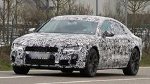 2011 Audi A7 spy photo in Germany 12.04.2010