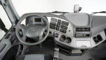 Mercedes-Benz Actros Megaspace cab