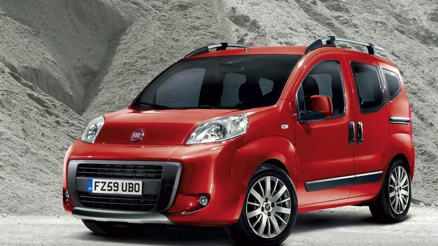 Fiat Qubo Trekking Edition Announced