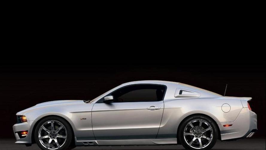 2011 Saleen S302 revealed