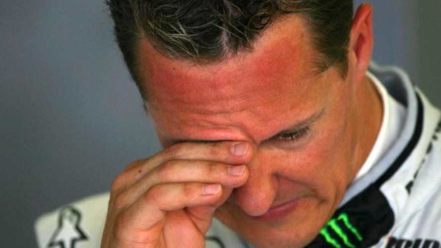Schumacher comeback decision 'a disaster' - Irvine