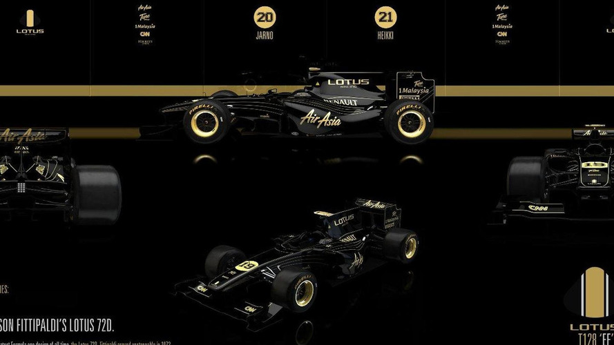 Team Lotus to consider keeping green livery in 2011