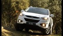 Novo Tucson: Hyundai ix35 chega a Espanha com preço equivalente a R$ 54 mil