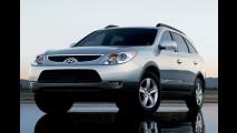 Hyundai Veracruz sai de linha com a chegada do Santa Fe 2013