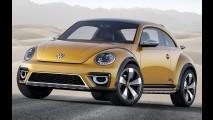 Volkswagen dá sinal verde para produção em série do conceito Beetle Dune