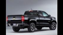 Chevrolet lança a nova Colorado 2015, irmã gringa da S10