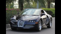 Bugatti Veyron em versão popular: Indiano cria réplica a partir de um Suzuki Swift