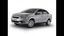 Novo Fiat Grand Siena: Todos os detalhes das versões, itens de série e galeria de fotos em HD