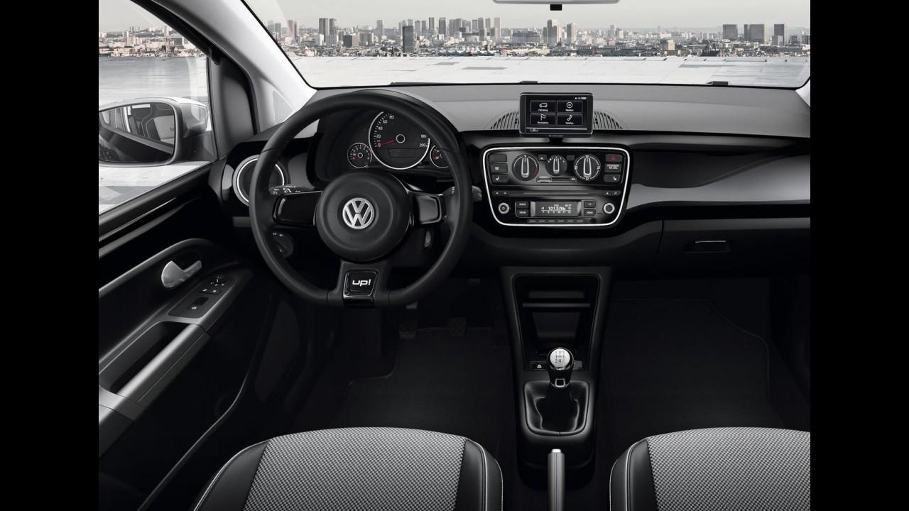 Volkswagen Up! é lançado no Reino Unido com preço inicial equivalente a R$ 21.980
