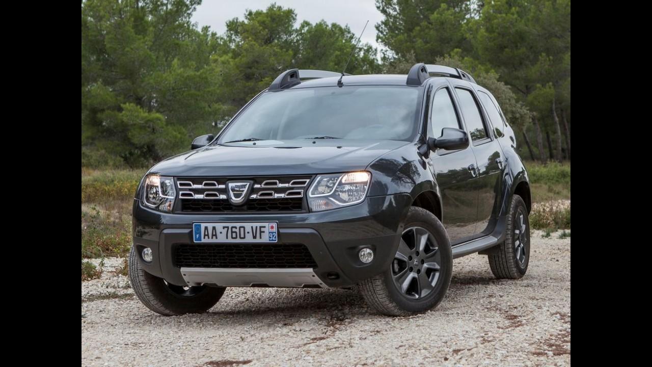 Flagra: Renault Duster pode trazer novo motor para 2015
