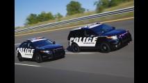 Fotos: Novo Ford Explorer 2011 ganha farda de Polícia