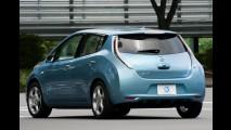 Salão do Automóvel: Nissan confirma presença do elétrico LEAF
