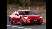 Toyota considera esportivo compacto menor que o GT 86