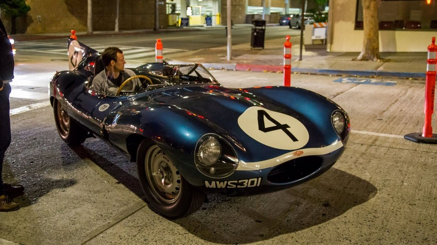 Le Mans-winning Jaguar D-Type sells for world record $21.78M at Monterey