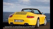 Novo Porsche 911 ganha mais potência com injeção direta e novo câmbio PDK
