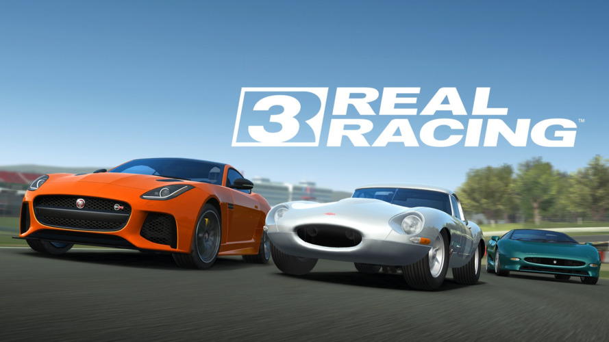 Real Racing 3 update unlocks up to six new cars