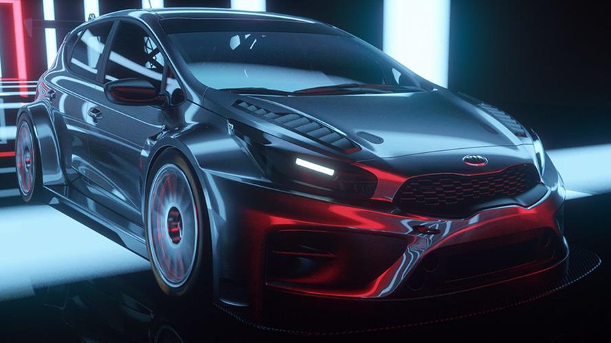 La Kia cee'd TCR se dévoile en vidéo