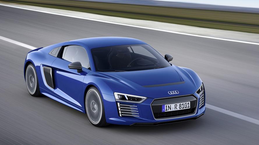 Un superdeportivo eléctrico de Audi vuelve a estar en la mesa de dibujo