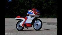 Yamaha TT500 Captain America Movie Bike