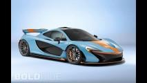 McLaren P1 MSO Gulf