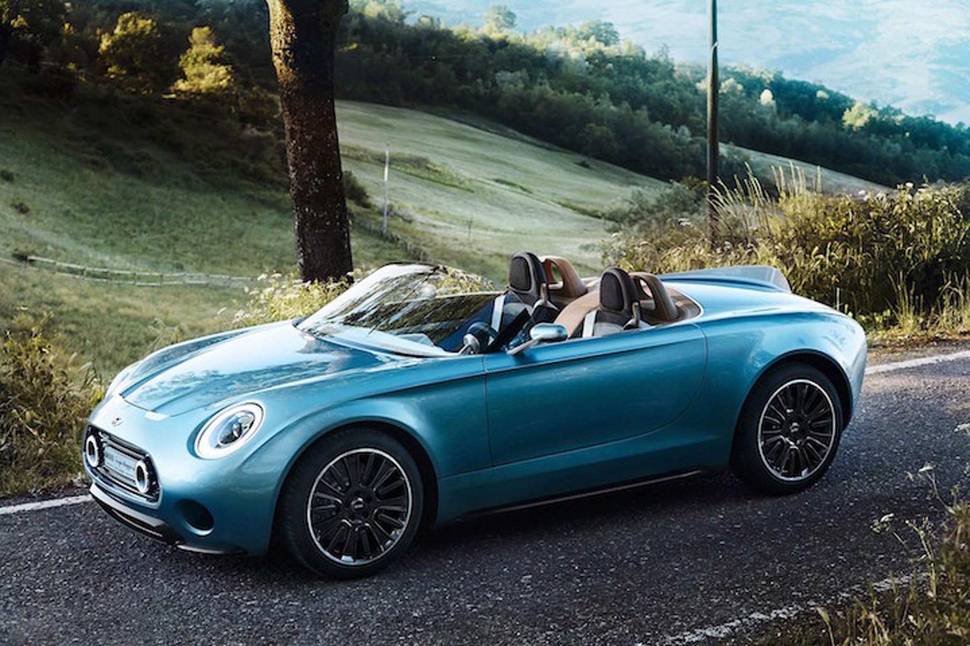 Mini Might Go More Mainstream With a New Sedan