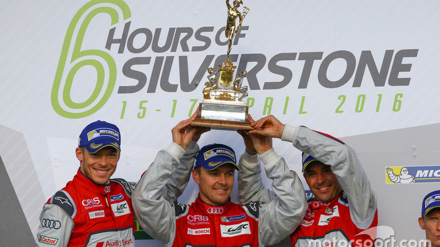 Audi excluded from Silverstone WEC win for worn skidblock