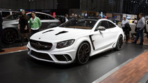 Mercedes-AMG S63 Coupe by Mansory
