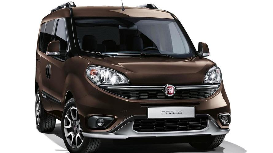 Fiat Doblo Trekking announced