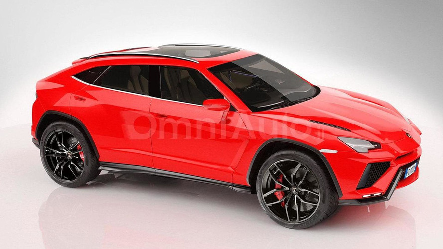 Lamborghini S Success Doesn T Hinge On The Urus Suv