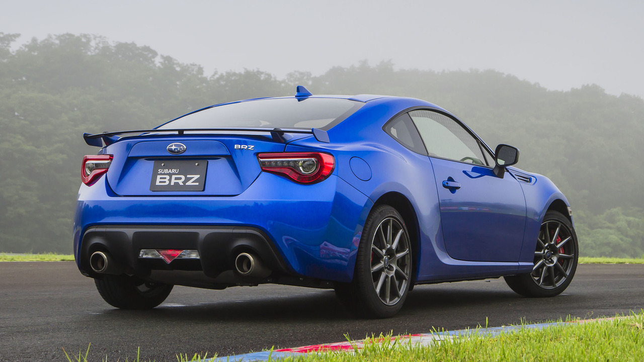 Subaru Brz For Sale >> First Drive: 2017 Subaru BRZ