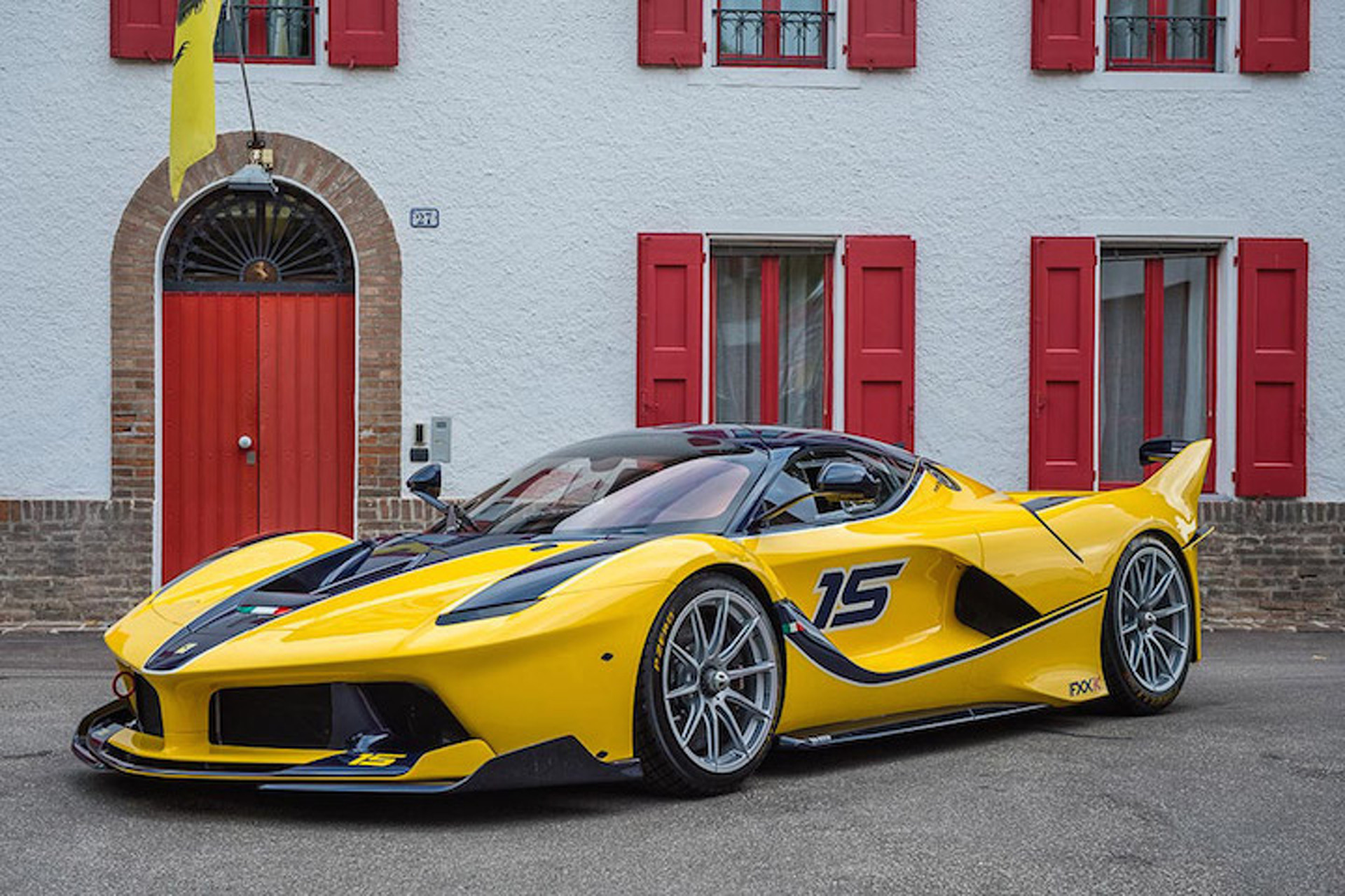 Google Exec Surprises His Wife With a $2.7M LaFerrari FXX K Hypercar