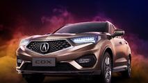 2016 Acura CDX