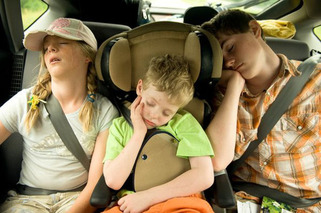 Seven Ways to Endure a Holiday Road Trip