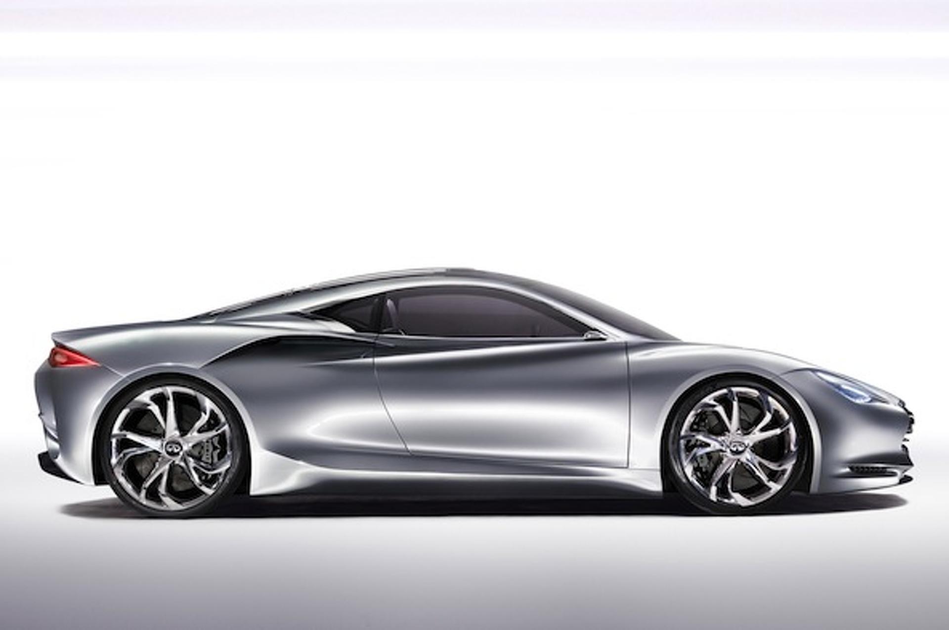 Infiniti Supercar Won't be Ready Until 2018